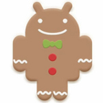 Prawdziwy Android Gingerbread